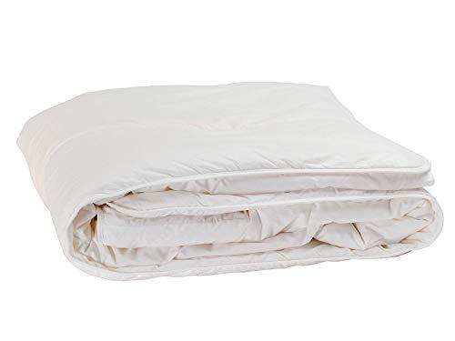 Lestra Couette, Coton, Blanc, 220cmX240cm