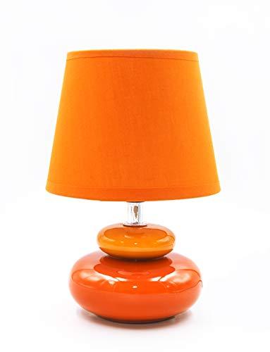 Tischlampe/Nachttischlampe aus Keramik