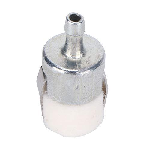 Cikonielf Filtro de Combustible de motosierras de 5 uds 13120519831 Apto para Homelite/Echo/Husqvarna/Stihl Poulan Accesorio Herramientas de jardín