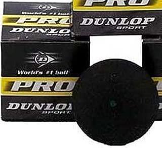 Dunlop Pro High Altitude - Green Dot (One dozen) Squash Balls