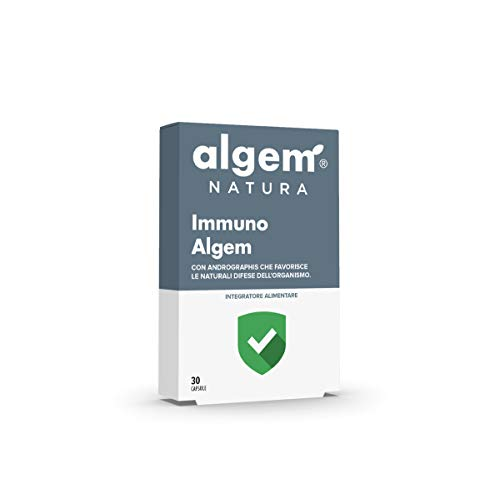 Immuno Algem – Paquete de 2 paquetes – 20% de descuento