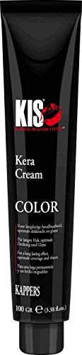 KIS KeraCream Color for beautiful colors and healthy hair - PINK CHAMPAGNE, 100 ml