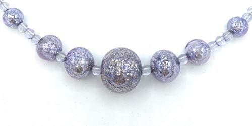 ANTICA MURRINA VENEZIANA Collar de cristal de Murano VP 02