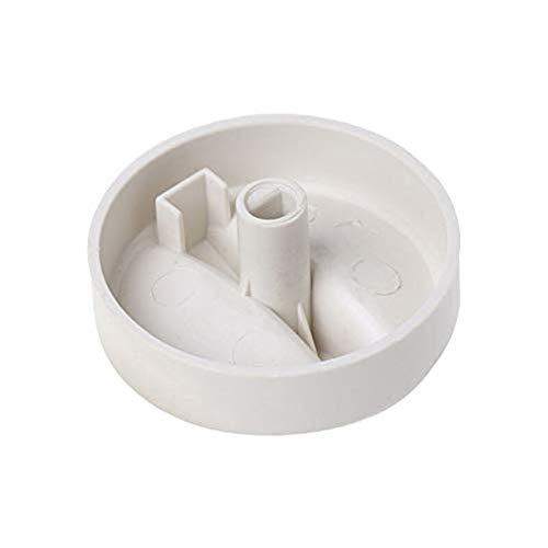 JAP768 2 unids D Hole Microondas Horno de microondas Temporizador Giratorio Universal Botón Botón Ajuste for microondas Horno Piezas de Repuesto Accesorios