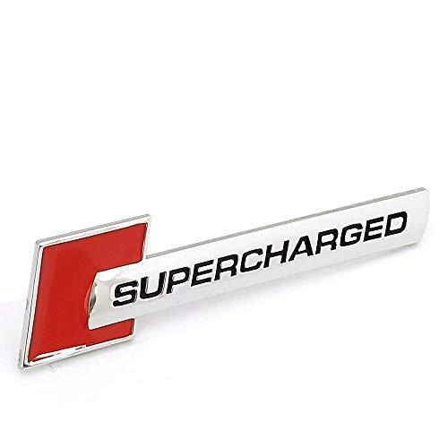 supercharged pontiac sticker - 5