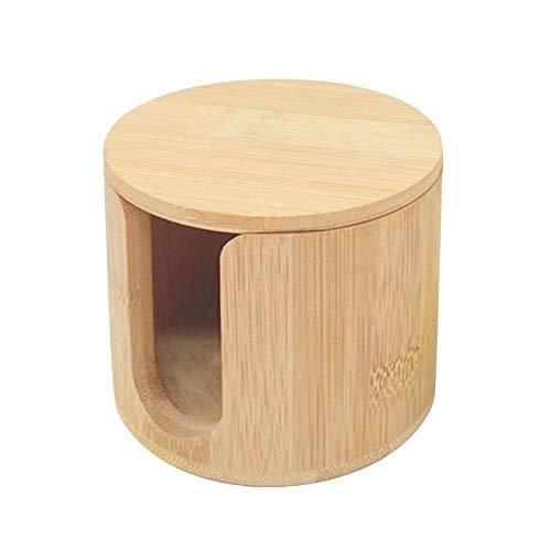 henai Juego De Almohadillas Desmaquillantes Reutilizables 12 Almohadillas De Algodón De Bambú Natural Con Bolsa De Almacenamiento Y Caja Redonda 100 Algodón De Bambú Orgánico Para Todo Tipo masterwork