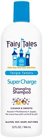 Fairy Tales Tangle Tamer Super Charge Detangling Shampoo for Kids Paraben Free Sulfate Free product image