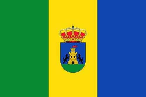 magFlags Bandera XL Jaraíz de la Vera, Cáceres, España | Bandera Paisaje | 2.16m² | 120x180cm