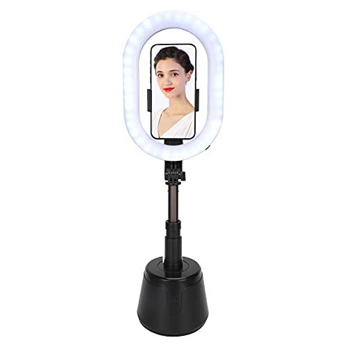 Anillo de luz LED para video Luz de relleno LED regulable de video en vivo Luz de relleno de maquillaje Escritorio Luz LED de fotografía Selfie transmisión en vivo Vlog Fotografía Luz de transmisión