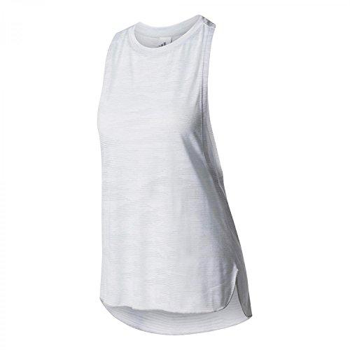 adidas Box Tank Aerokn Camiseta, Mujer, Blanco (Blanco/Blanco), M