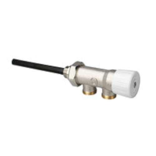"""Orkli valv.manual monotb. - Válvula radiador monotubo simple reglaje 1/2"""" diámetro 12"""