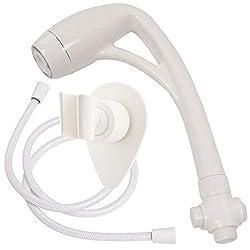 ETL 26781 White Body Spa Oxygenics Shower with 60' Hose