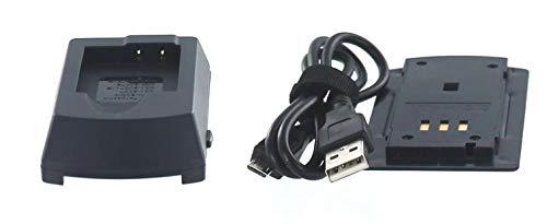 Ladegerät kompatibel mit PANASONIC LUMIX DMC-TZ5