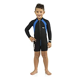 Cressi Unisex Shorty Kid Thermal Wetsuit Neoprene Ultra Stretch 1.5/2mm