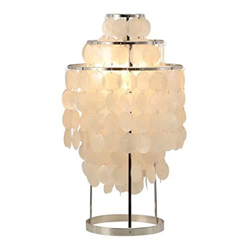 XYZMDJ Creative Lampe de Table Mode Bureau de Nuit Romantique Lampe de Lecture Lampe de Chambre Salon Hôtel Villa Salle