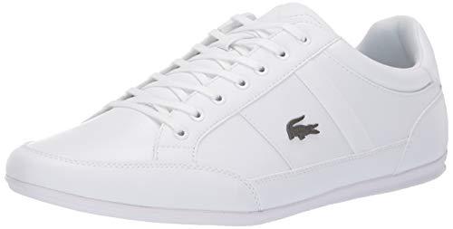 Lacoste Chaymon – Zapatillas para Hombre, Blanco/Blanco, 10