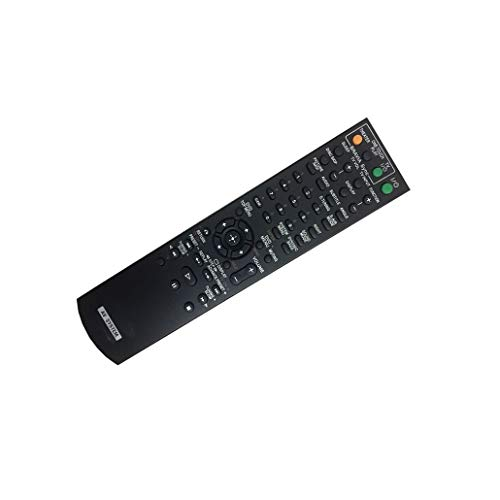 Great Price! 4EVER Remote Control Compatible for Sony HCD-DZ120 HCD-HDX475 HCD-HDZ230 RM-ADU007A DVD...