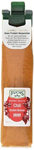 Fuchs Gewürze Chili Scotch Bonnet gemahlen, 28 g