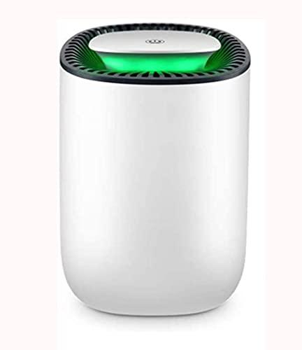 Mini deumidificatore elettrico, deumidificatore per guardaroba, deumidificatore per uso domestico, compatto e portatile, adatto per deumidificatori per ambienti ad alta umidità