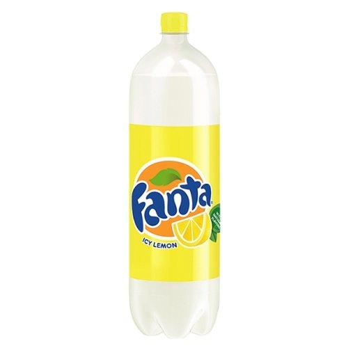 Fanta citron Icy 2 litres (pack de 6 x 2 litres)
