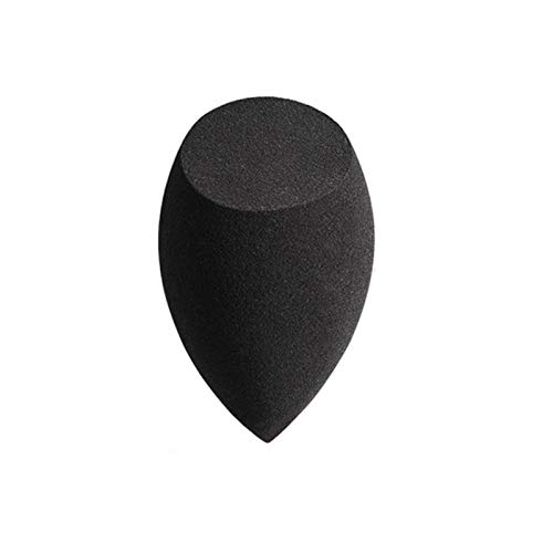 Makeup Sponge Beauty Black Cosmetics Applicator - Éponge super douce for mélange de contours de base lisses à 3 formes Makeup Sponge (Color : A)