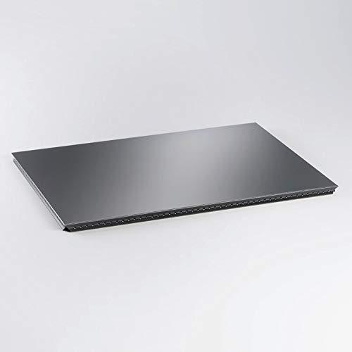 Swissmobilia Tablette extérieure pour USM Haller RAL 7016 Gris anthracite, éléments en métal, différentes dimensions du système, dimensions du système : 500 x 350 cm
