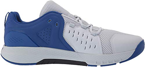 Under Armour Men's Charged Commit 2.0 Running Shoe, Royal (401)/Halo Gray, 14