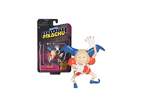 POKEMON - Film poliziesco Pikachu - Figurina 8 cm - Mr. Mime