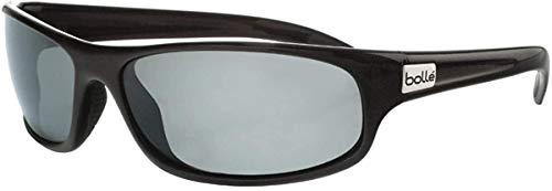 Bolle Anaconda Polarized Sunglasses, SHINEY BLACK...