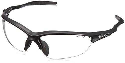オージーケーカブト(OGK KABUTO) 自転車 スポーツサングラス/アイウエア BINATO-X PHOTOCHROMIC (調光レンズ) マットブラック