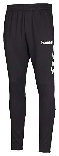 Hummel Jungen Pants CORE FOOTBALL, Black, 128