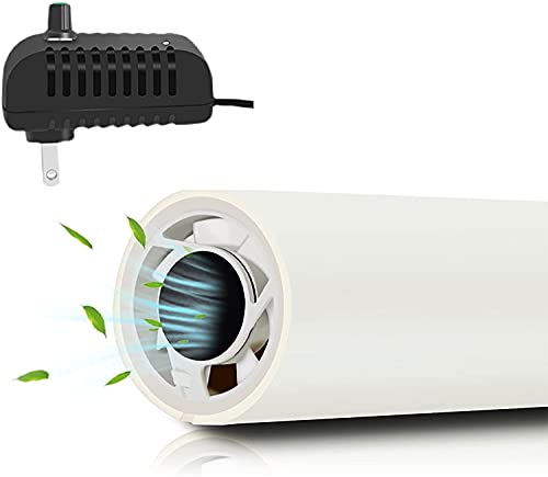EPYFFJH Kanaled fan Inline-kanalfläktens Gable Fan 12V AC220V med justerbar hastighetsregulator och filterkit for extraktorfläktar, spishäll och ventilationsenheter, 32/50mm (Color : 50mm Hard Tube)