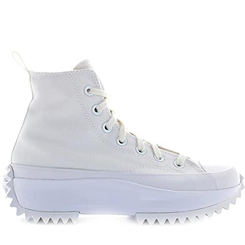 Converse - Zapatillas Run Star Hike, color Blanco, talla 37.5 EU