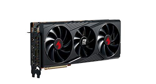PowerColor Red Dragon AMD Radeon RX 6800 Gaming Grafikkarte mit 16 GB GDDR6 Speicher, angetrieben von AMD RDNA™ 2, Raytracing, PCI Express 4.0, HDMI 2.1, AMD Infinity Cache