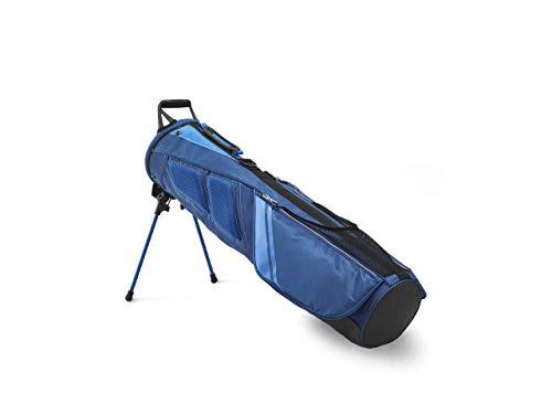 Callaway Golf-Carry Doppelter Gurt Tasche, Marineblau/Königsblau