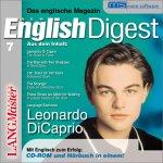 English Digest with Leonardo DiCaprio