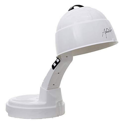 APHRODITE - Secador de pelo portátil - Secador de mesa plegable - Potente 1250 vatios
