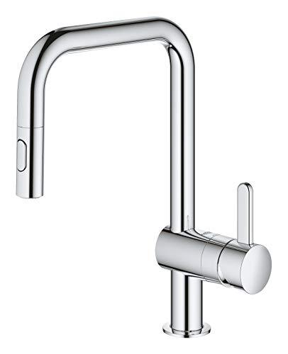 Grohe 32455001 32455001-FLAIR Touch MONM. CAÑO Alto C, Cromado