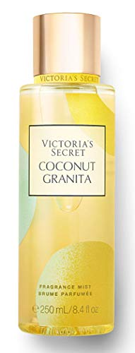 Victoria Secret New! Limited Edition Summer Spritzer Duftspray, Kokosnuss Granita, 250 ml