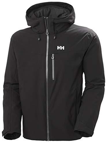 Helly Hansen Swift 4.0 Jacket, Tuta Sportiva Uomo, Nero, M