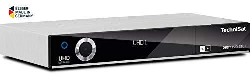 bester der welt TechniSat DIGIT ISIO STC + – UHD-Empfänger mit Doppeltuner (Sat DVB-S / DVB-S2, DVB-C-Kabel, DVB-T2… 2021