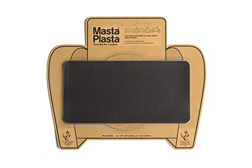 MastaPlasta Self-Adhesive Premium Leather Repair Patch, Large, Dark...