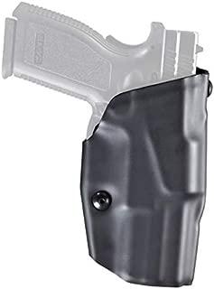 Safariland 6379 ALS Clip-On Holster, Glock 19, 23 4.0in., Plain Black, Right Hand,