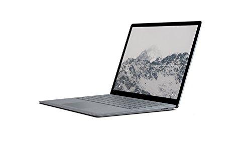 Microsoft Surface Laptop, Processore i5, SSD da 128, RAM 4 GB, Platino