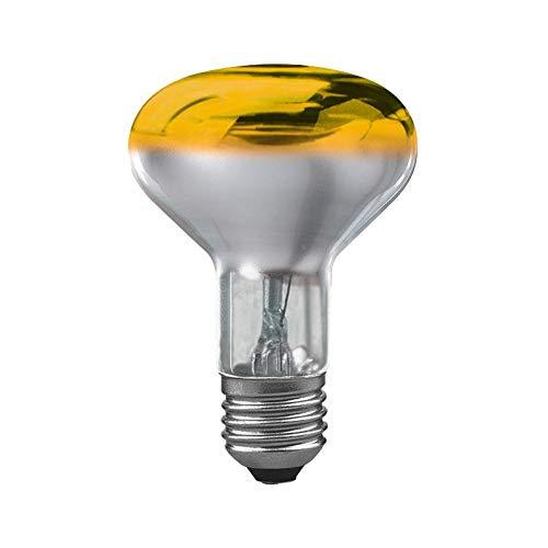 Paulmann 250.62 Reflektorlampe R80 60W E27 Glas Gelb 25062 Leuchtmittel