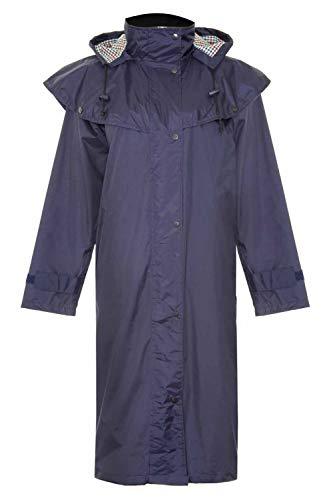 Country Estate Ladies Sandringham Full Length Waterproof Fabric Lightweight...