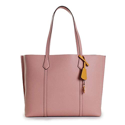 Tory Burch Perry Triple-Compartment Tote Pink Moon One Size