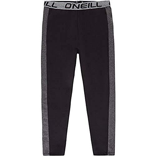 O\'Neill Mädchen LG Elasticated Logo Pants, Schwarz, 164