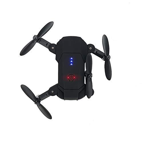 POI Optische Strömungspositionierung RC Quadcopter mit 1080p HD-Kamera, Höhe Hold Kopfloser Modus, Faltbare FPV-Drohnen WiFi-Live-Video 3D-Flips 6axis RTF Easy Fliege stetig