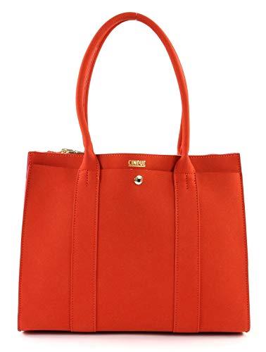 CINQUE Claralie Tote Bag Orange